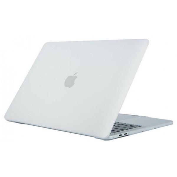 Чехол накладка MacBook 12 DDC Case (Матовый/Белый) (Пластик)