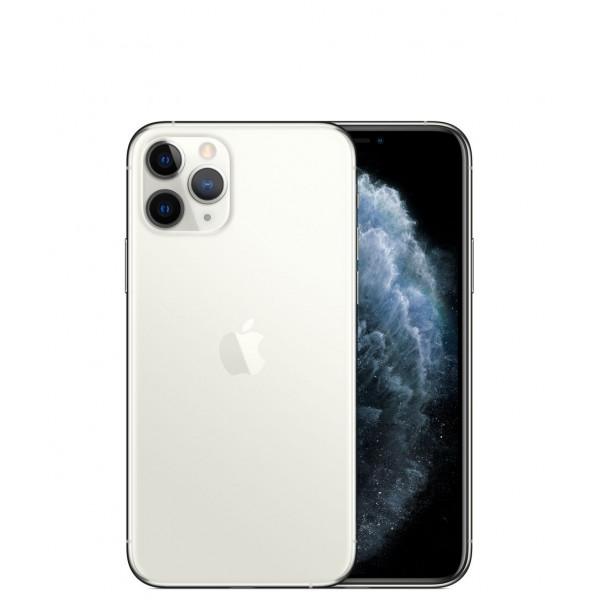 Apple iPhone 11 Pro 64GB (Silver) (MWC32)