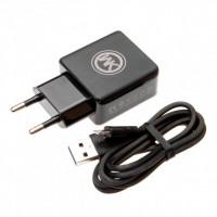 Сетевое зарядное устройство WK Blanc 2 USB WP-U11 (black)