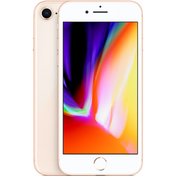 Apple iPhone 8 64GB (Gold) (MQ6M2)