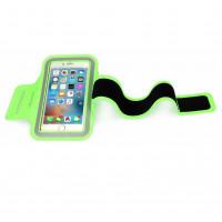 Чехол водонепронецаемый Usams для телефона до 5.5 (green)