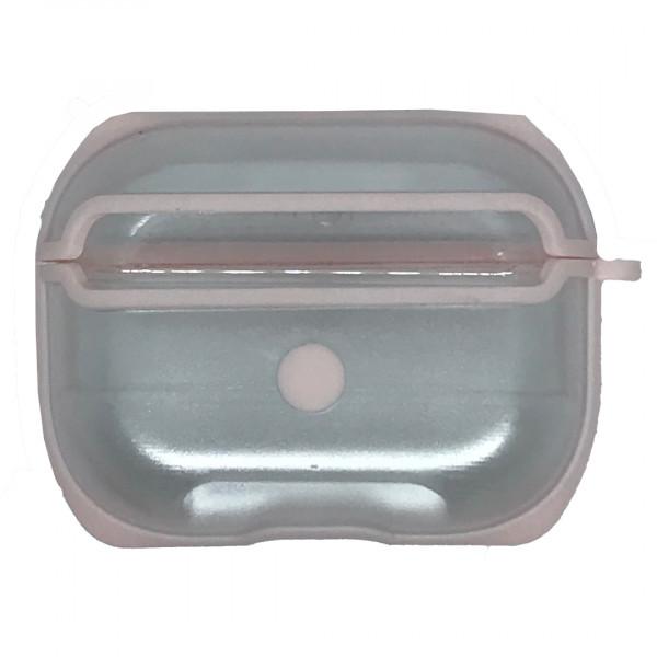 Чехол для AirPods Pro WiWU Silicone Case C001 (Pink)
