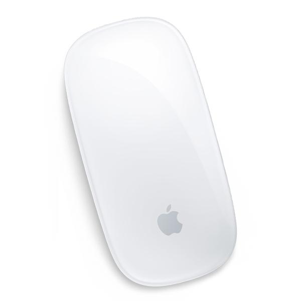 Мышка Apple Magic Mouse (MB829ZM/A) (белый)