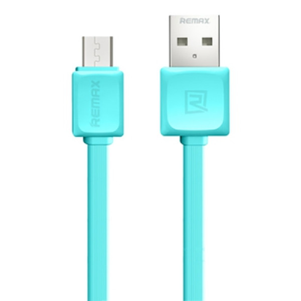 Кабель Apple Lightning Remax Fast Data RC-008m (USB)(1m) (Цветной)