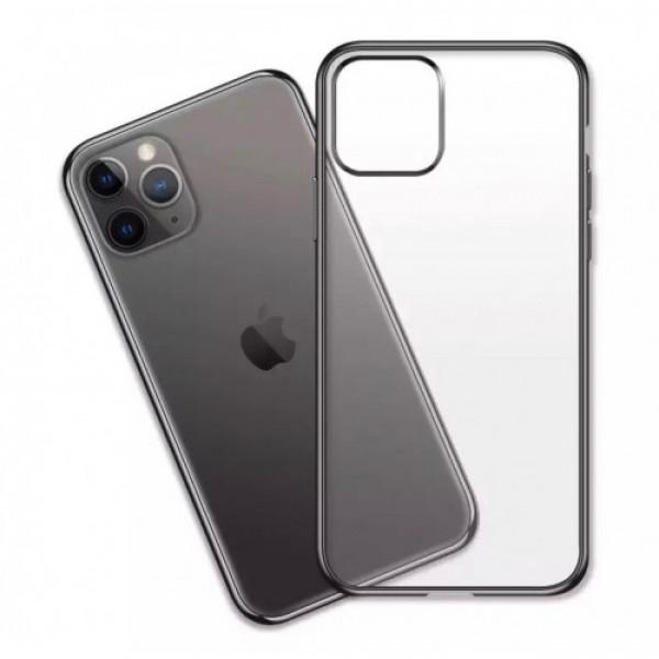 Чехол Накладка для iPhone 11 Pro Shining Matte Case (gray)
