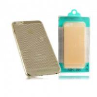Чехол Накладка для iPhone 6 TOTU Air (Прозрачный серый) (Пластик)