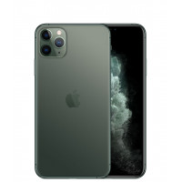 Apple iPhone 11 Pro Max 64GB (Midnight Green) (MWH22)