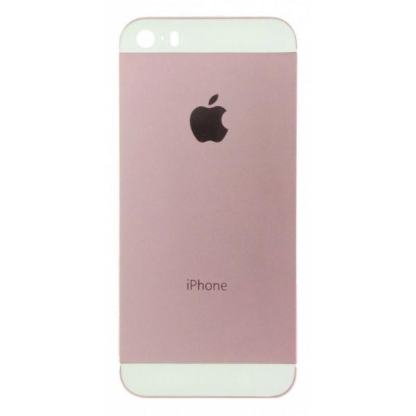 Корпус с кнопками iPhone 5s (Розовый)