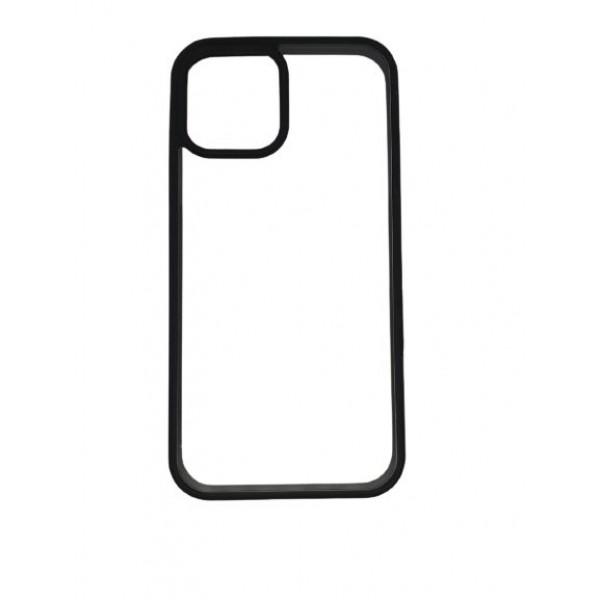 Чехол iPhone 12 Pro Max Rock Guard Series (black/yellow)