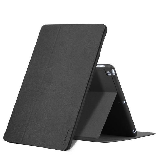 Чехол книжка для iPad (2017) FIB Color (Black)