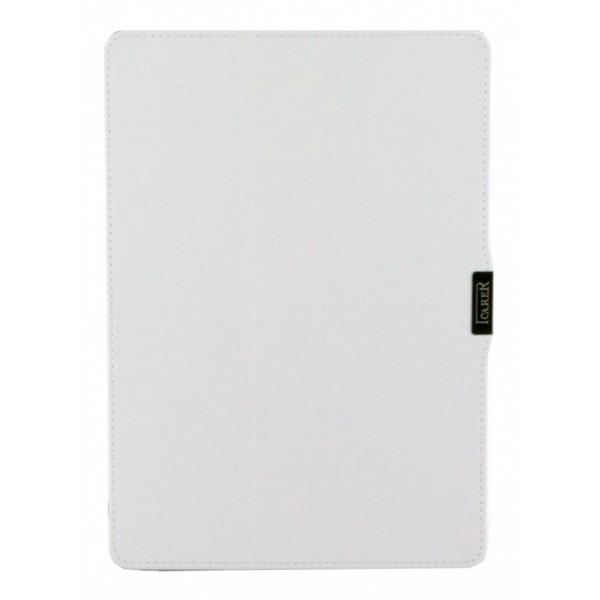 Чехол Книжка для iPad Air ICARER (Белый) (Кожа)
