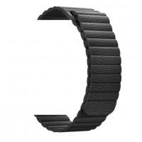 Ремешок для Apple Watch Leather Loop 38mm (black)