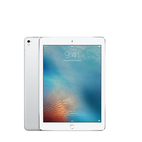 Apple iPad Pro 9.7 Wi-FI + Cellular 256GB Silver (MLQ72)