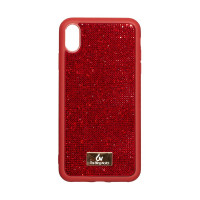 Чехол накладка iPhone XS Max The Bling World LCPC +TPU Case (red)