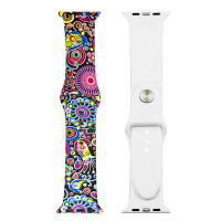 Ремешок-браслет для Apple Watch 42mm Silicone Sport Band picture (follower )