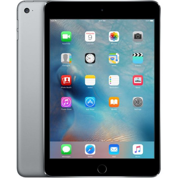 Apple iPad mini 4 Wi-Fi 64GB + LTE Space Gray (MK722RK/A)