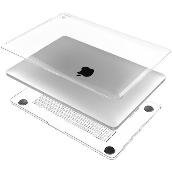Чехол накладка MacBook Pro Retina 13 mcCase (Прозрачный) (3000062)
