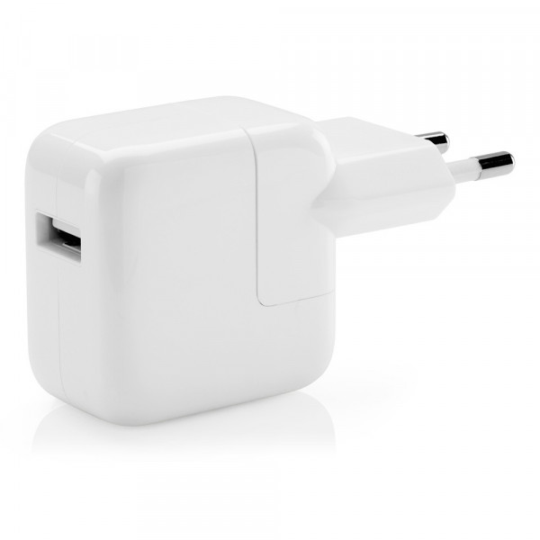 Сетевое зарядное устройство Apple 12W USB Power Adapter for iPad (MD836ZM/A) (3 мес.)