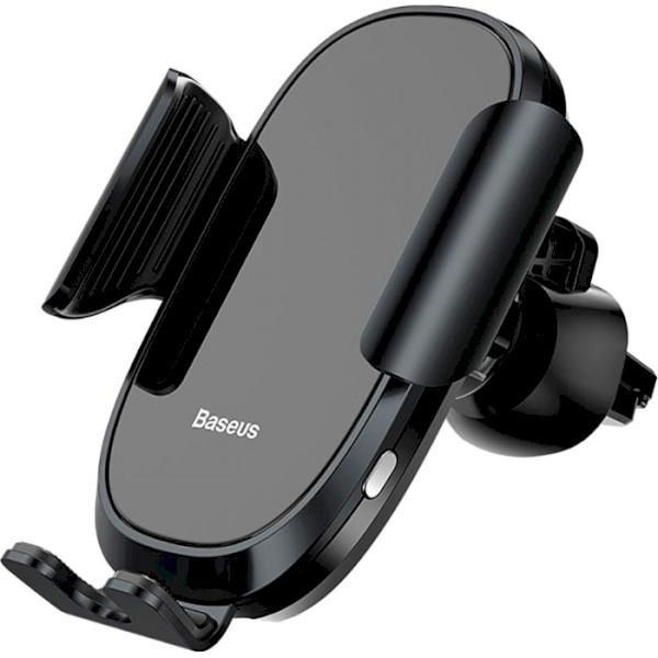 Авто Держатель BASEUS Smart Car Mount (Черный) (Пластик)