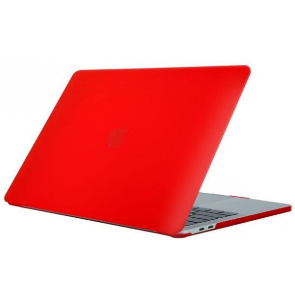 Чехол накладка MacBook Air 13 (2018-2020) DDC HardCase (matte red)