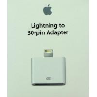 Переходник Apple Lightning 30-pin Adapter 10cm