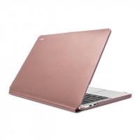 Чехлы для MacBook Pro 13 (2016) WiWU HardShell Case (Розовый) (Пластик)