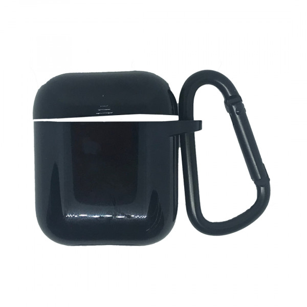 Чехол для AirPods AMAZINGthing SupremeCase Solid (Black)