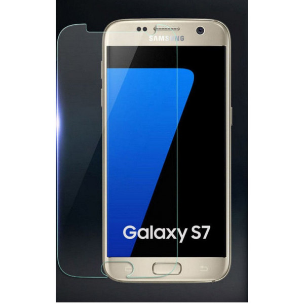 Защитная пленка стекло  для Samsung Galaxy S7