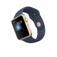 Ремешок для Apple Watch REMAX 42mm (Синий) (Кожа)