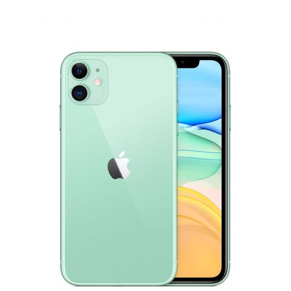 Apple iPhone 11 128GB Dual Sim Green (MWNE2)