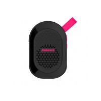 Колонка акустическая Bluetooth Beatbox mini Jabees Pink