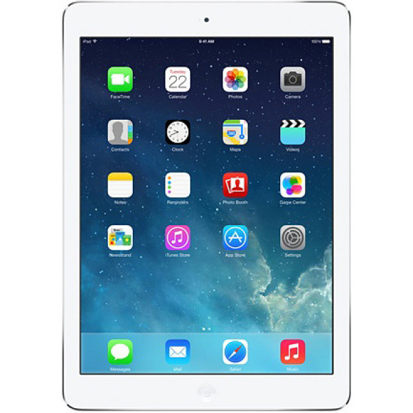 Apple iPad Air Wi-Fi + LTE 128GB Silver (ME988, MF018)