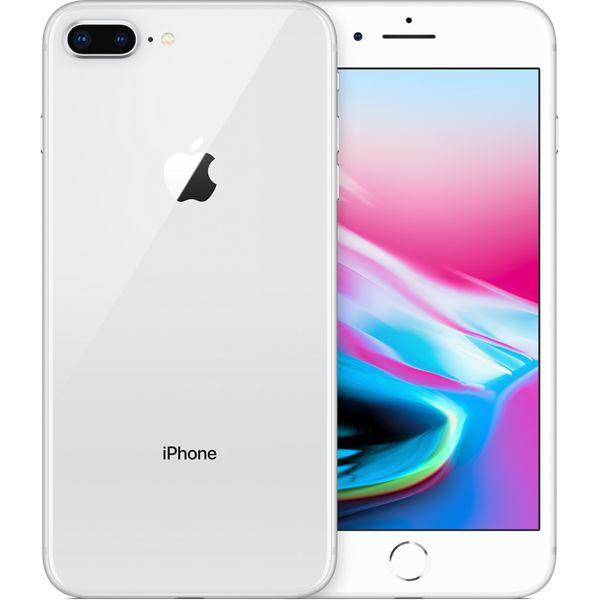 Apple iPhone 8 Plus 128GB (Silver) (MX252)