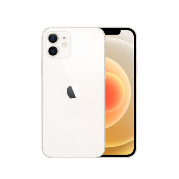 Apple iPhone 12 256GB Dual Sim White (MGH23)