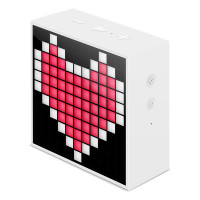 Колонка многофункциональная Divoom TimeBox Mini (white)