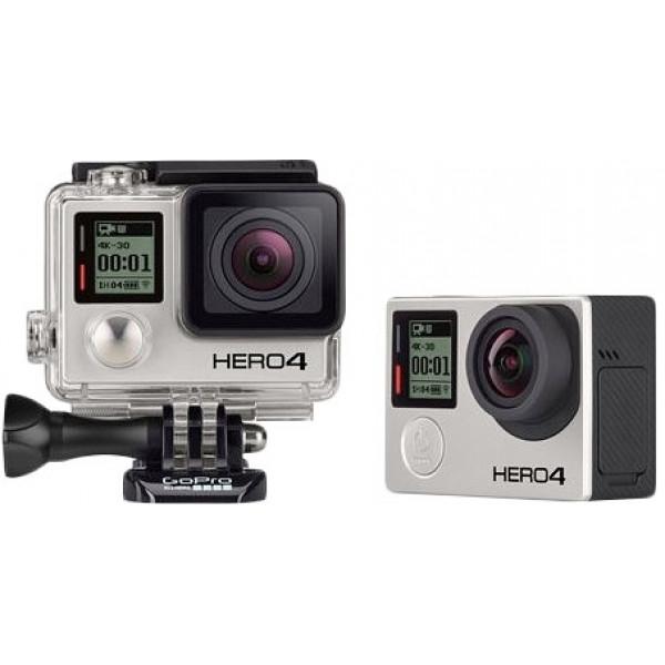 GoPro HERO 4 Black STANDARD (CHDHX-401-EU)