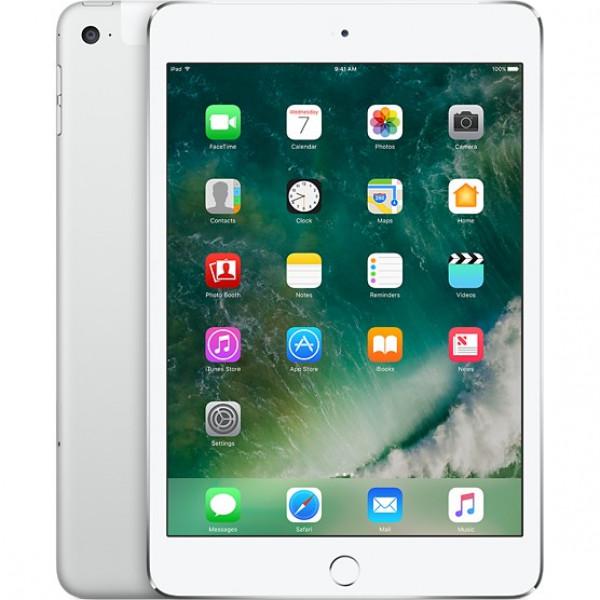 Apple iPad mini 4 Wi-Fi + Cellular 32GB Silver (MNWQ2, MNWF2)