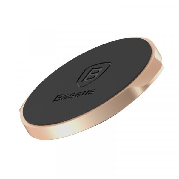 Авто Держатель Baseus Small Ears Magnetic Flat Type (Золотой)