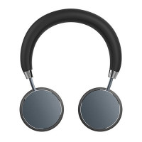 Наушники ROCK Muma Stereo Headphone RAU0512 Tarnish Black