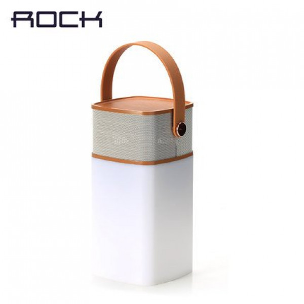 Колонка акустическая Rock Mulite S Bluetooth Speaker Brown