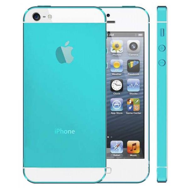 Apple iPhone 5S 16GB (Бирюзовый) (Exclusive)