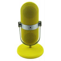 Акустика MIC WIRELESS (Bluetooth) (Handsfree) (Жёлтый)