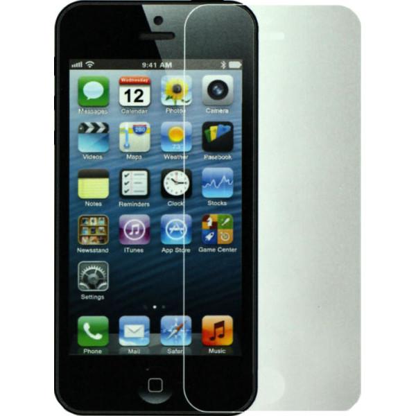 Защитная Пленка для iPhone 5/5S A-CASE  (2in1) (Матовый)