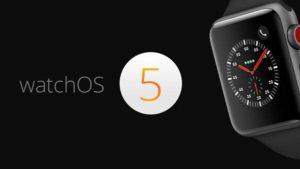 Уникальные возможности WhatchOS 5