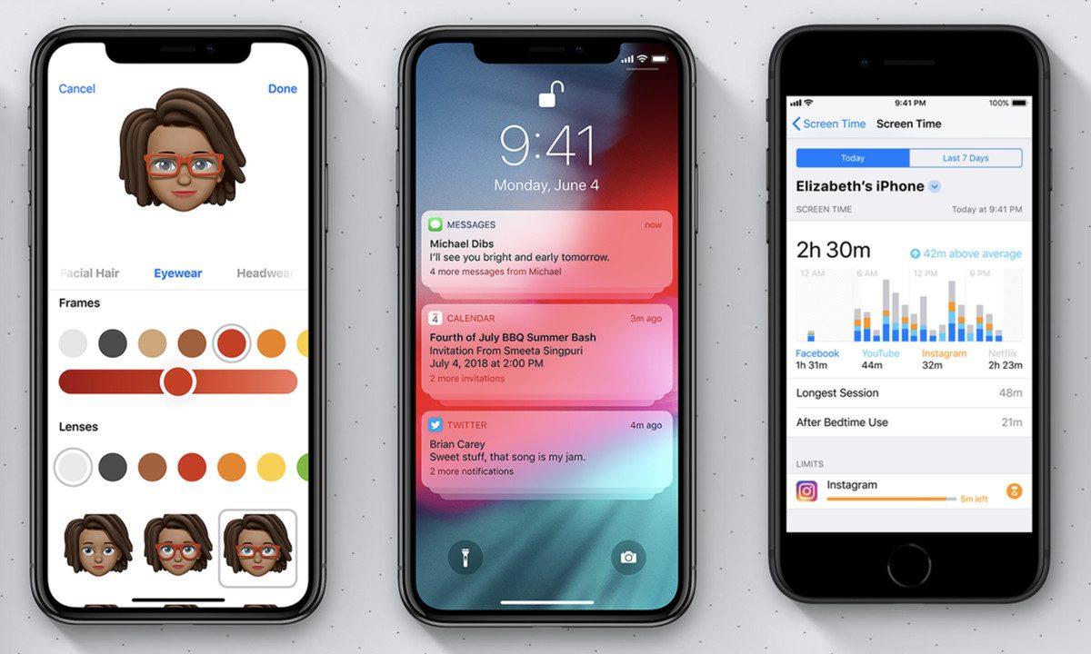 Детальный обзор операционной системы iOS 12