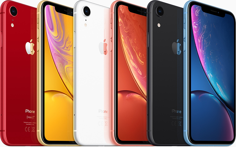 Старт продаж iPhone XR в Украине