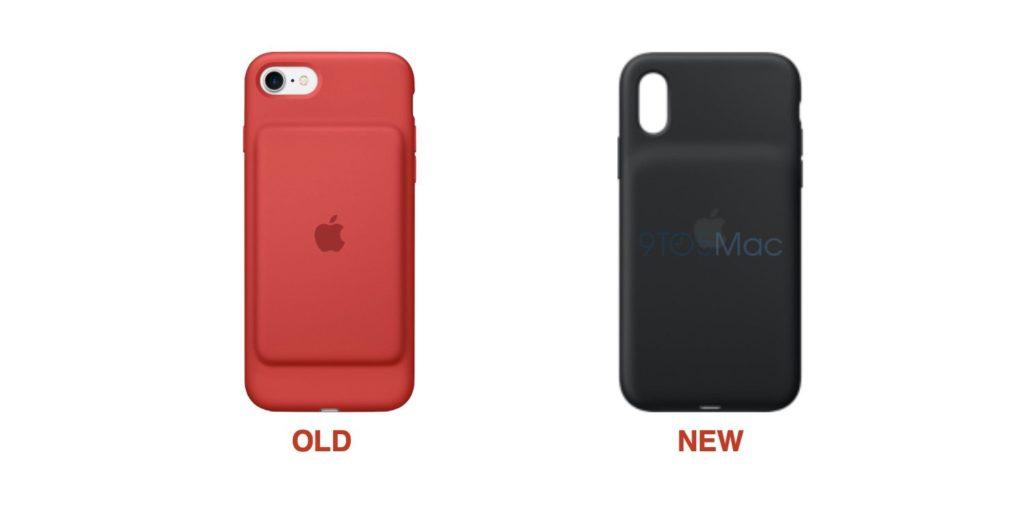 Первые фото: как будет выглядеть обновленный чехол-батарея для iPhone XS?