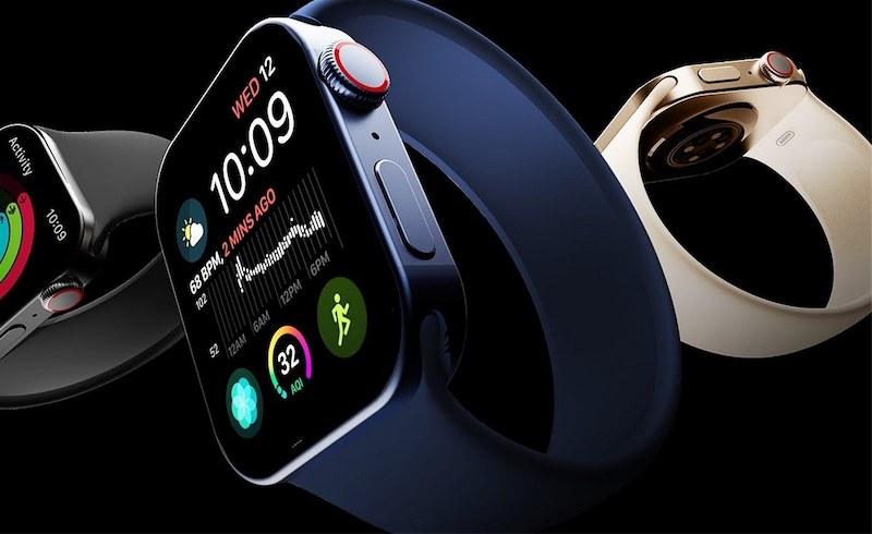 Apple Watch Series 7 — новые размеры или слухи?